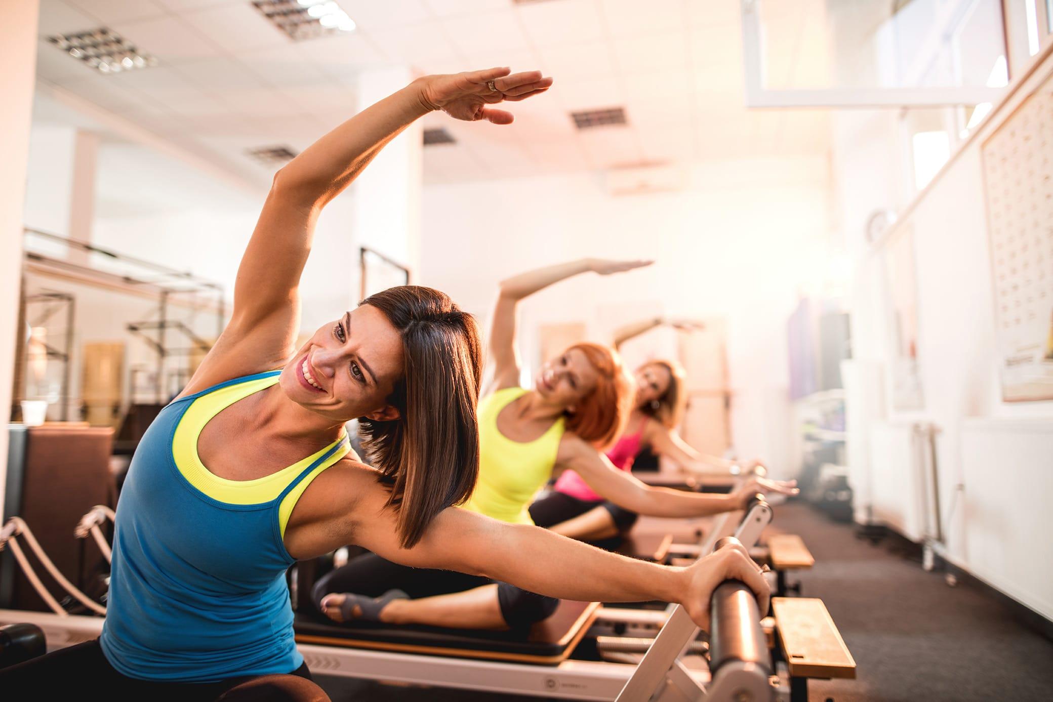 Dobro došli u naš<br>pilates studio