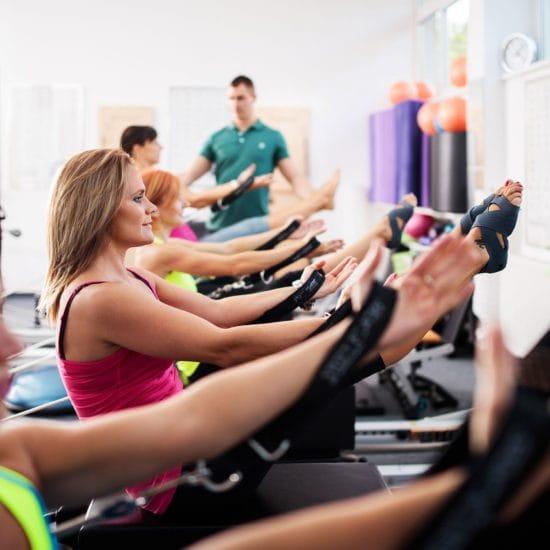 The House - pilates trening na spravma - mini grupa