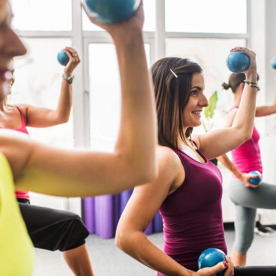 The House - Pilates vežbe na strunjači - Weight loss trening